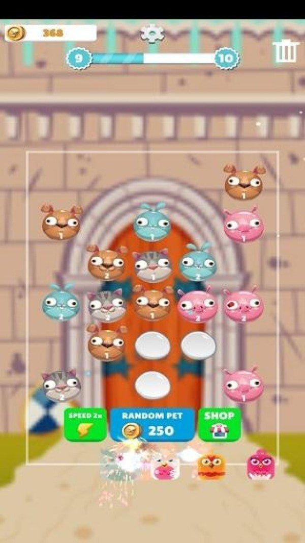 动物塔防战图1