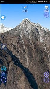卫星地图2020年高清最新版图1