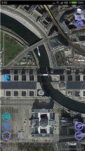 卫星地图2020年高清最新版图2