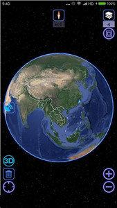 卫星地图2020年高清最新版图3