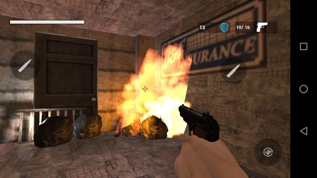 恐怖游戏僵尸城图2