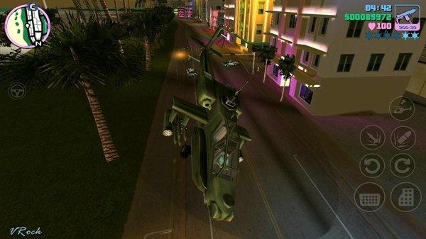 侠盗猎车手罪恶都市破解版图1