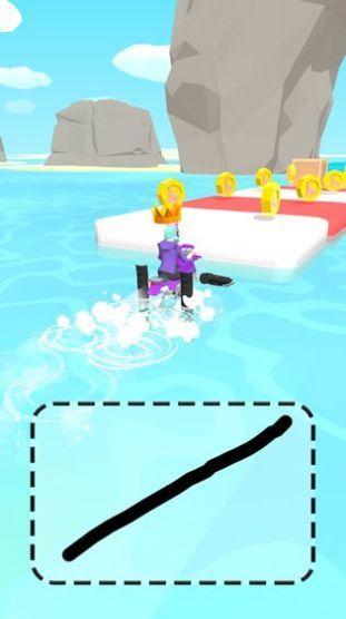 抖音涂鴉騎士3D版圖3