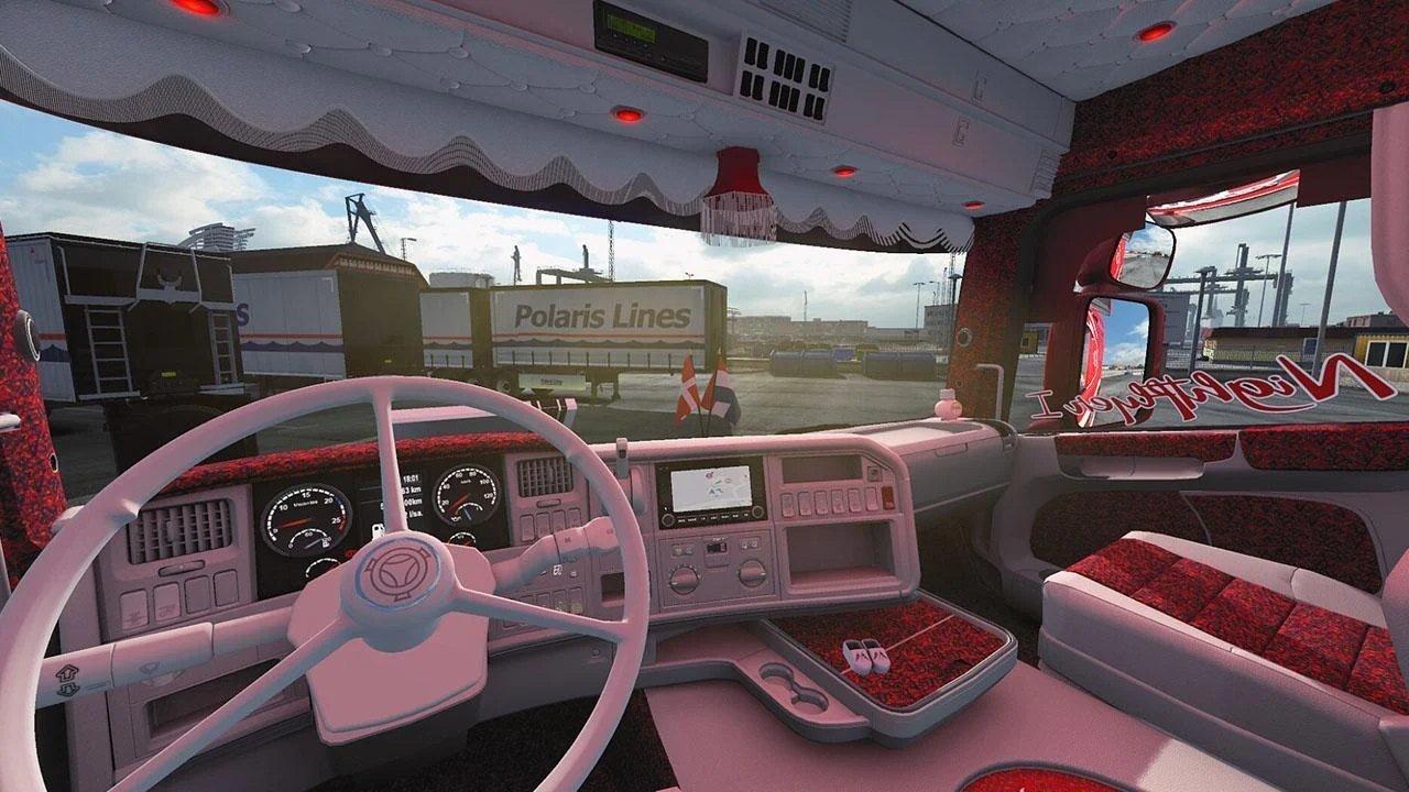 欧洲卡车模拟2汉化版图3