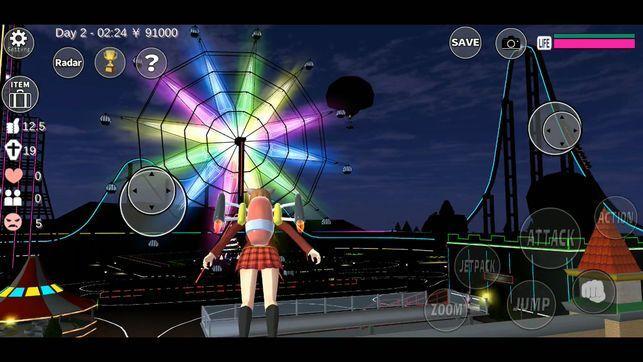 樱花校园模拟器升级版图3