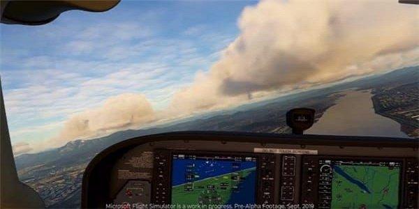 微软模拟飞行2020手机版图4