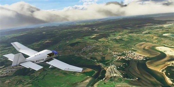 微软模拟飞行2020手机版图1