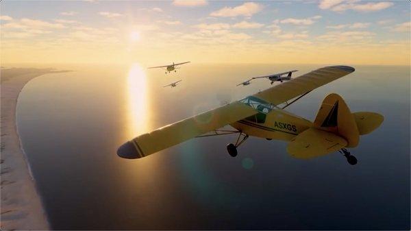 微软模拟飞行2020pc版图1