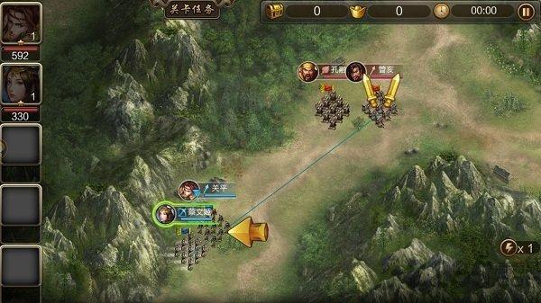决战三国志破解版图2
