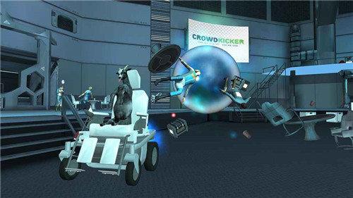 模拟山羊太空废物版图3