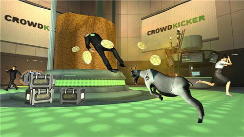 模拟山羊太空废物版图1