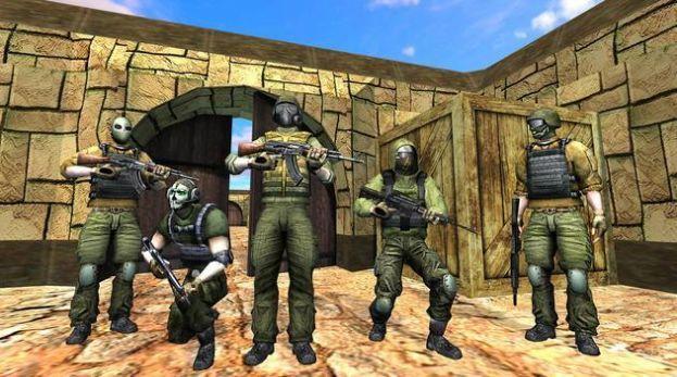 反恐怖主义军队图1