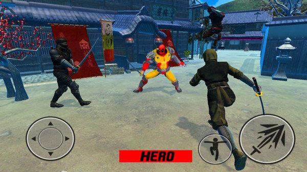 超级忍者英雄图3