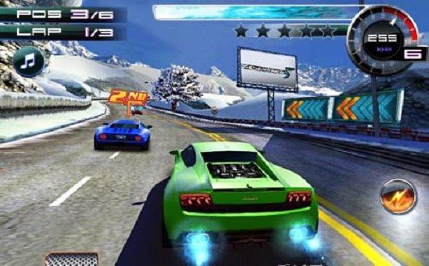 3D赛车游戏排行榜