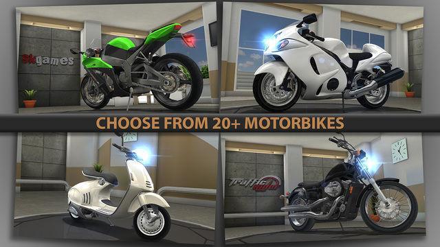Traffic Rider破解版图2