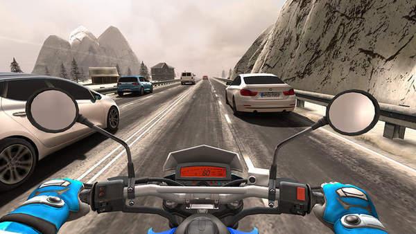 Traffic Rider破解版图4