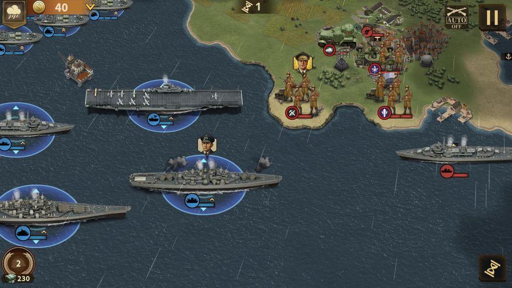 鋼鐵命令將軍的榮耀3內購破解版圖7