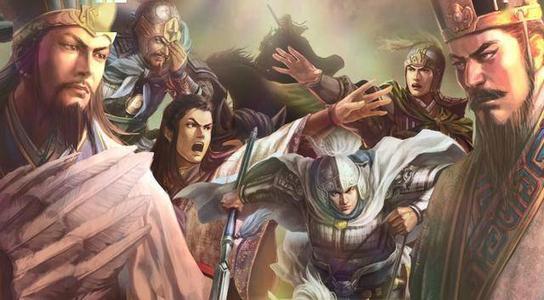 《三国志14威力加强版》有超过1000名武将登场!