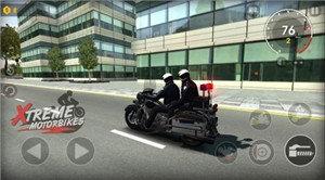 Xterme摩托车破解版图2
