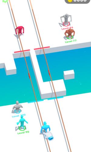 鱿鱼游戏拔河竞赛图3