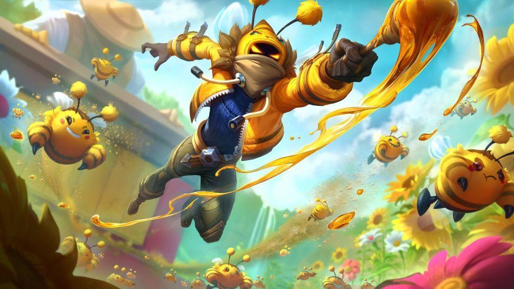 英雄联盟小蜜蜂皮肤多少钱