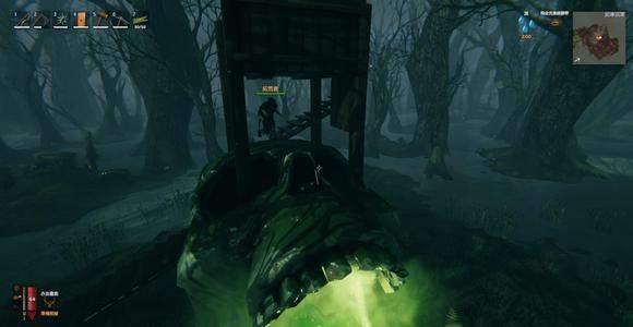 英灵神殿黑森林玩法