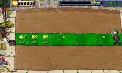 植物大战僵尸经典版图4