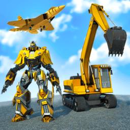 挖掘飞行机器人