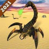巨型毒刺蝎子