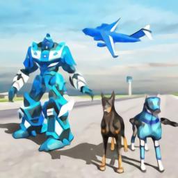 机器人狗游戏