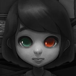 异色眼睛游戏