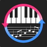 MIDI五线谱