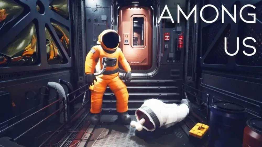 太空狼人杀3D图1