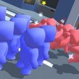 人群冲突3D