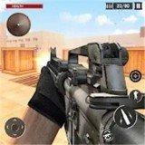 沙漠反恐枪战