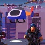 反恐特战直升机