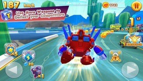 超级生物赛车英雄图3