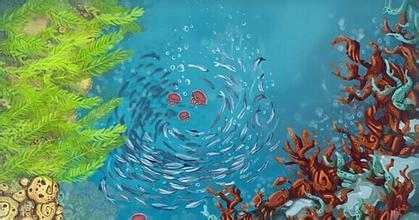 水母暗礁图2
