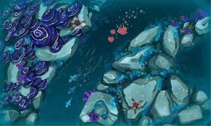 水母暗礁图1