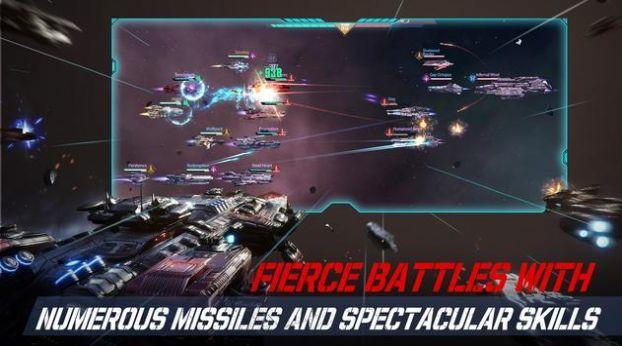 星舰冲突游戏安卓版图2