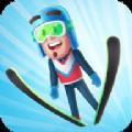 跳台滑雪竞技游戏官方版
